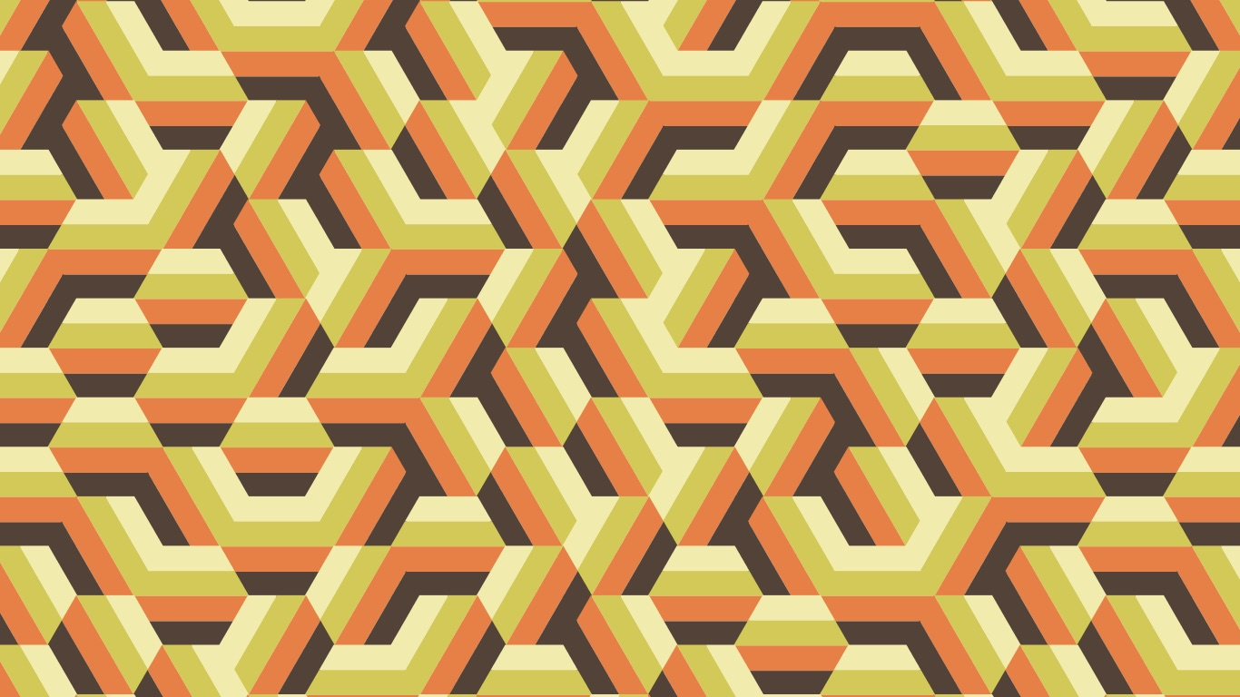 Colourful Hexes
