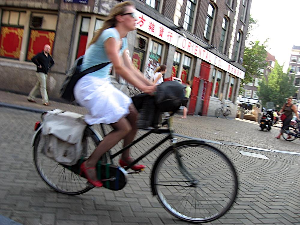 Pedalar é preciso - 73 Minutes in Amsterdam (Foto: Community Design)