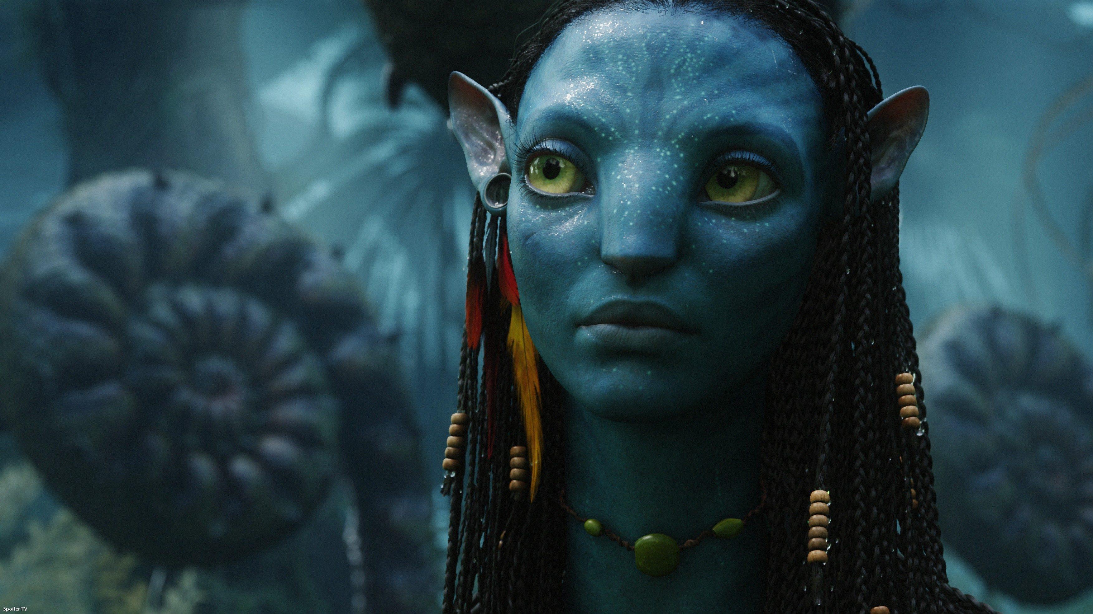 Avatar - Neytiri de Avatar (Foto: Divulgação)