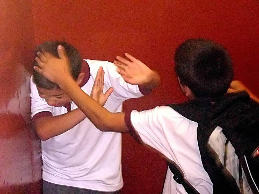 A solução do Bullying – EU TENHO! -