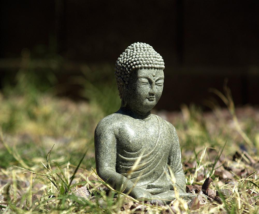 Aromas e florais na cura psicossomática - Zen Garden (Foto: Chris Dodson)