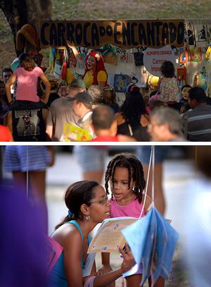 Crianças (Foto: Beto Figueiroa e SantoLima / Divulgação)