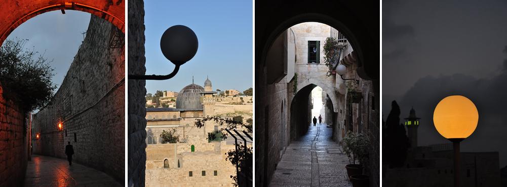 Cidade Velha de Jerusalém (Foto: Daniela Feldman)