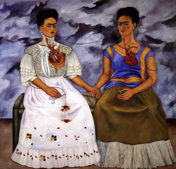 Frida Kahlo, Las Dos Fridas (1939)
