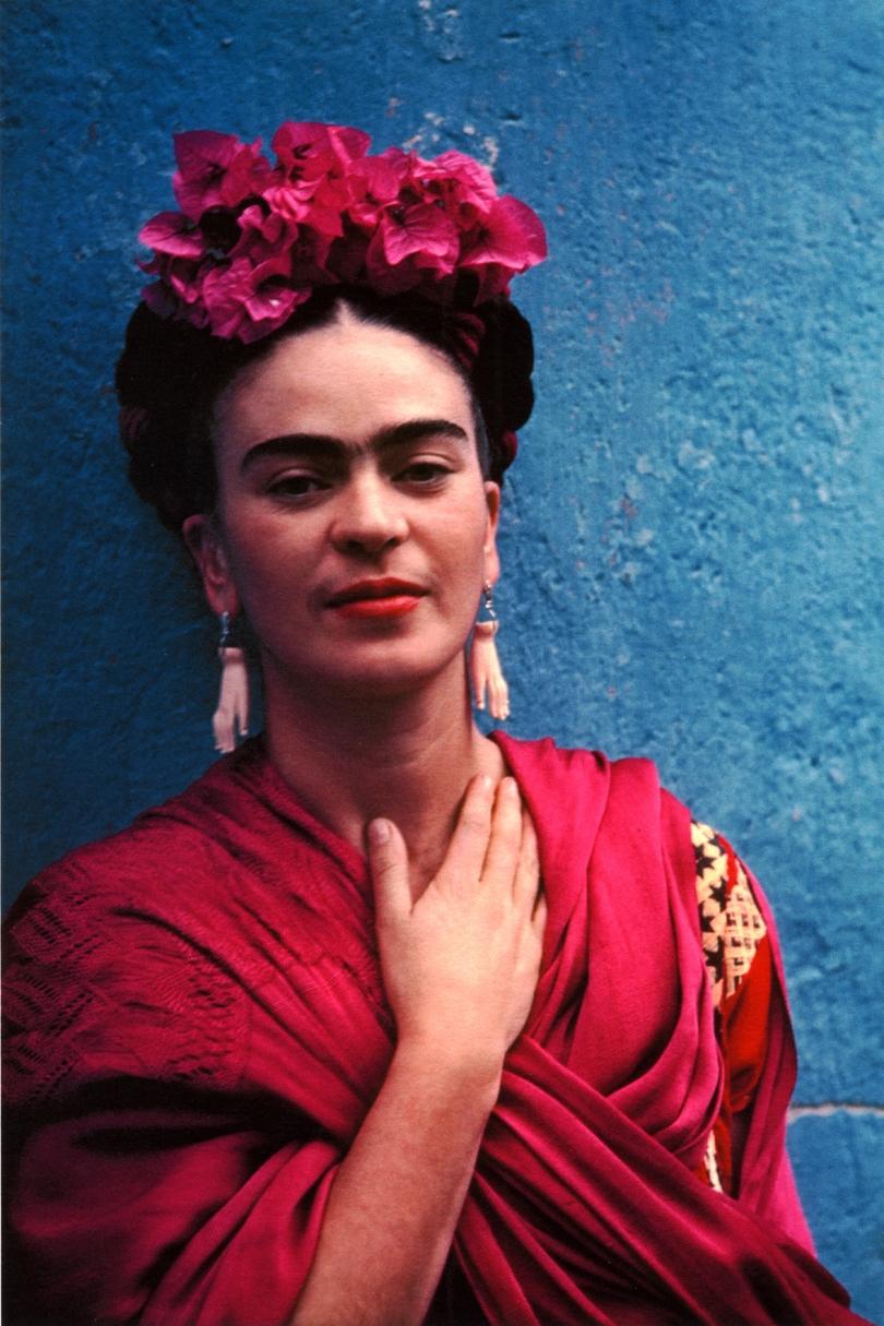 Da dor afloram obras primas - Frida Kahlo