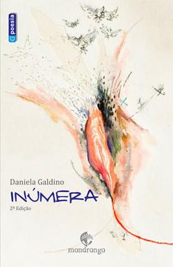 Inúmera de Daniela Galdino (Editora Mondrongo)