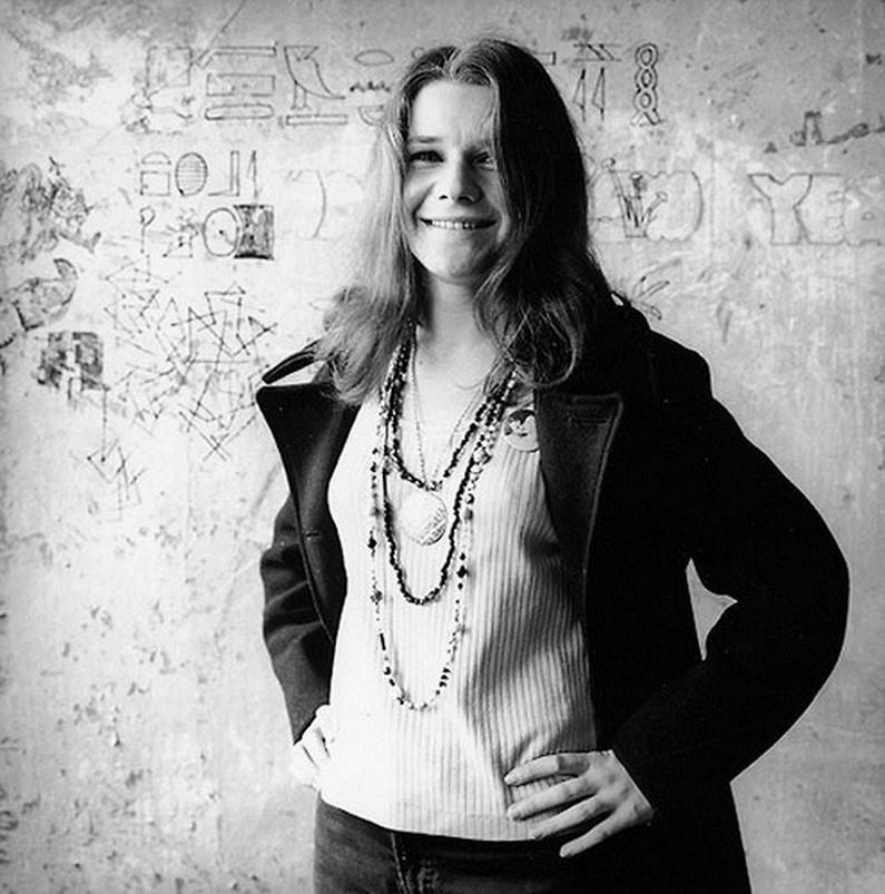 Blueswoman - Janis Joplin (Foto: Herb Grenne/ Divulgação)