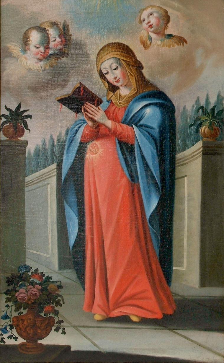 Maria Madalena (Igreja de Saint Peter, França)