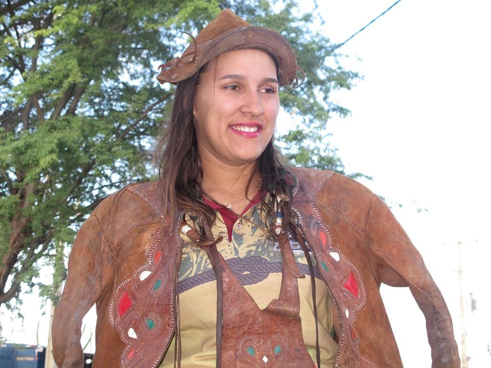 Missa do Vaqueiro: ode à força dos nossos antepassados - Maria Eduarda (Foto: Isa Apolinário)