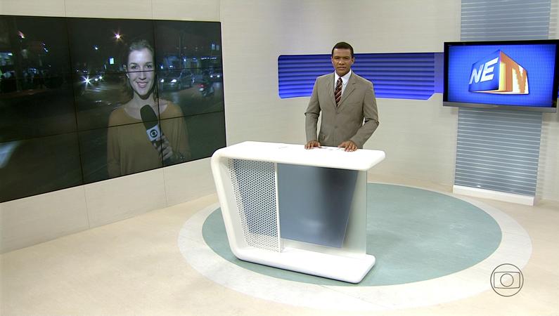 A falta da voz brasileira na Globo - NETV 1ª Edição