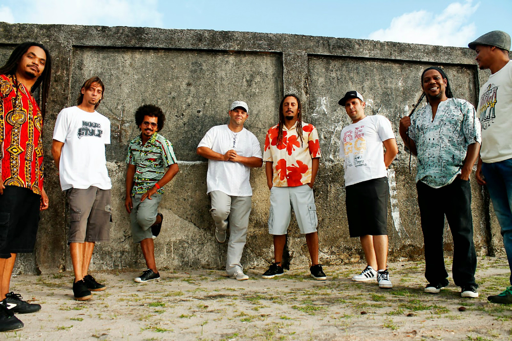 Vamos dançar reggae - N'Zambi (Foto: Ranna Santiago)