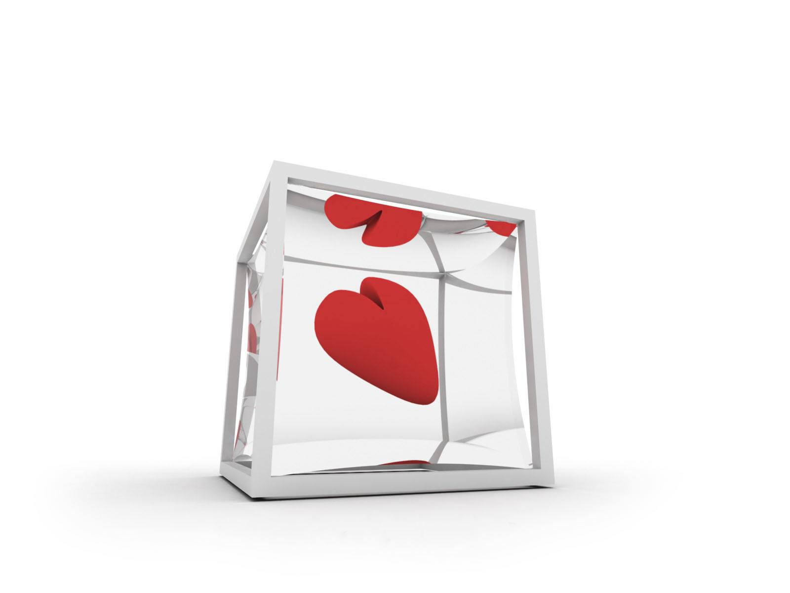 O amor é a vista de um ponto -