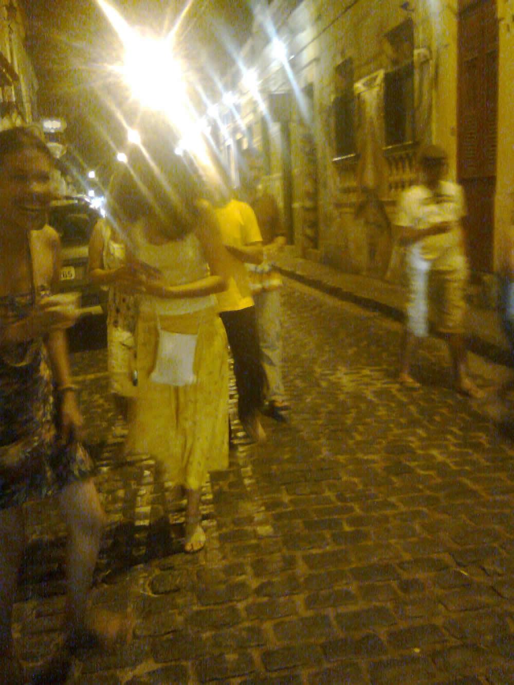 O axé elucubrado das Olinda - Noite cotidiana na cidade alta em Olinda
