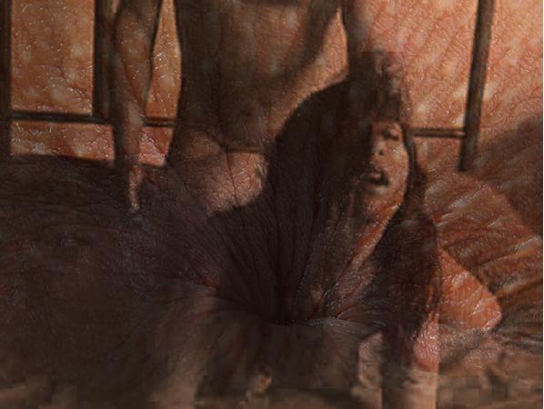 O sexo anal no meio das mulheres -