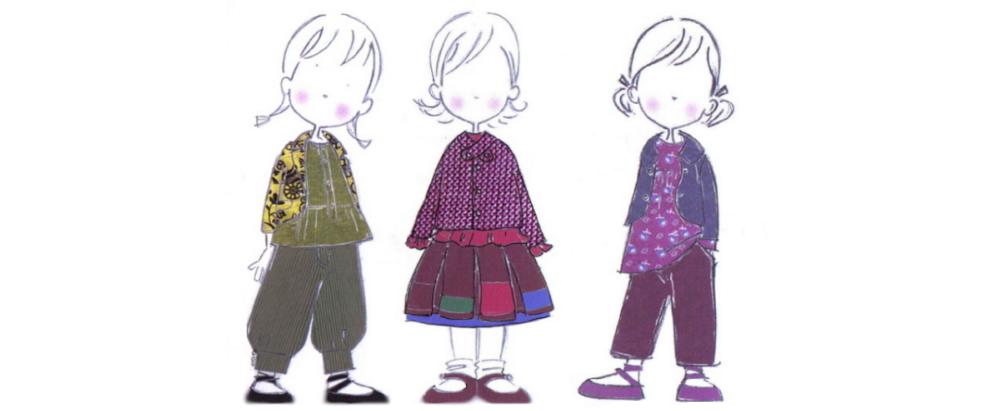 Não basta ser mãe, tem que inventar moda! - Panorama da Moda Infantil (Ilustração de Isabela Capeto)