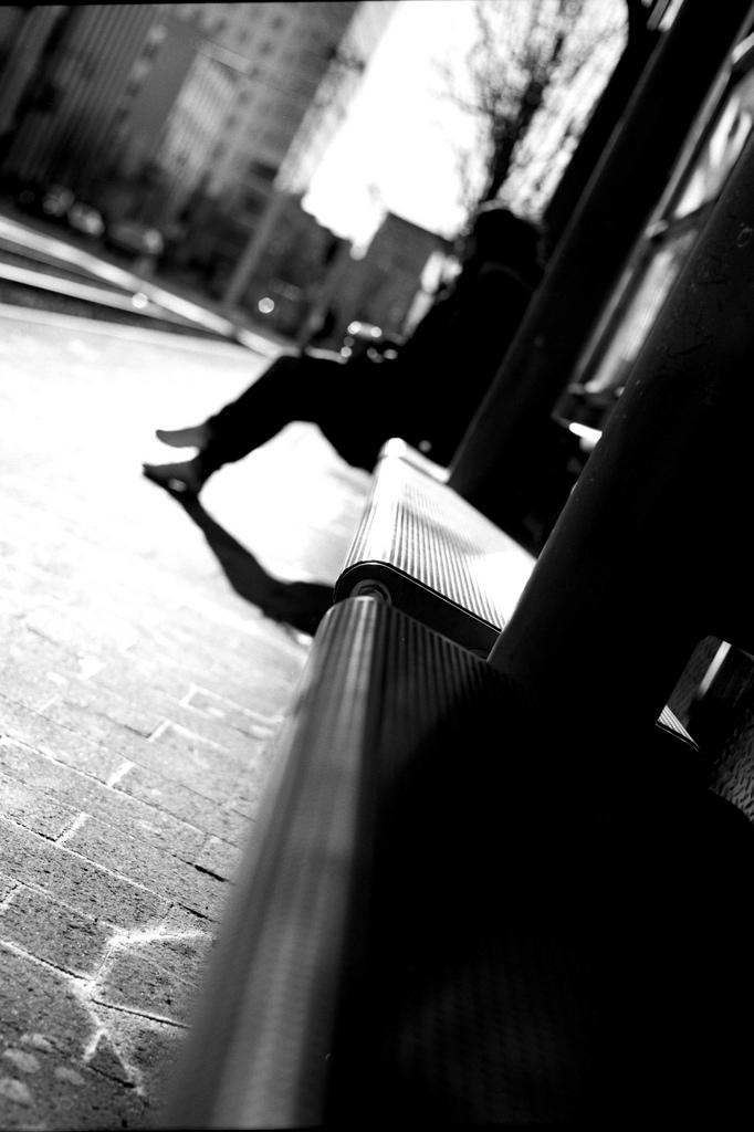O que é o que é? - Poetry Woman (Foto: Ryuma Kakunami)
