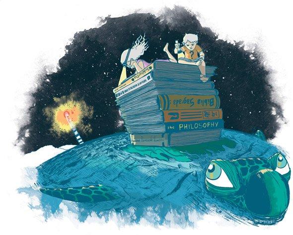 Contato - Procurando, Ilustração de Alexandre Dantas especial para a Revista Žena