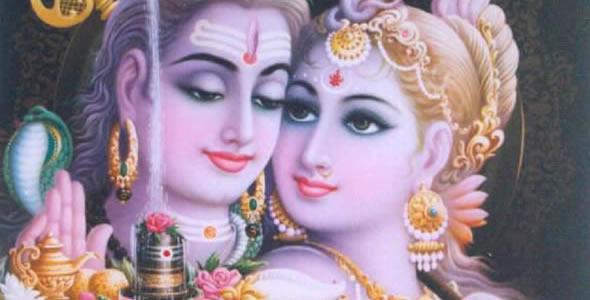 Shiva e Shakti (Fonte: Internet)