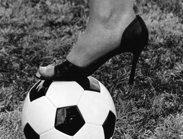 Jó entrou em férias. Sem prazo para retorno. - Soccer Self Portrait (Foto: L Bott)