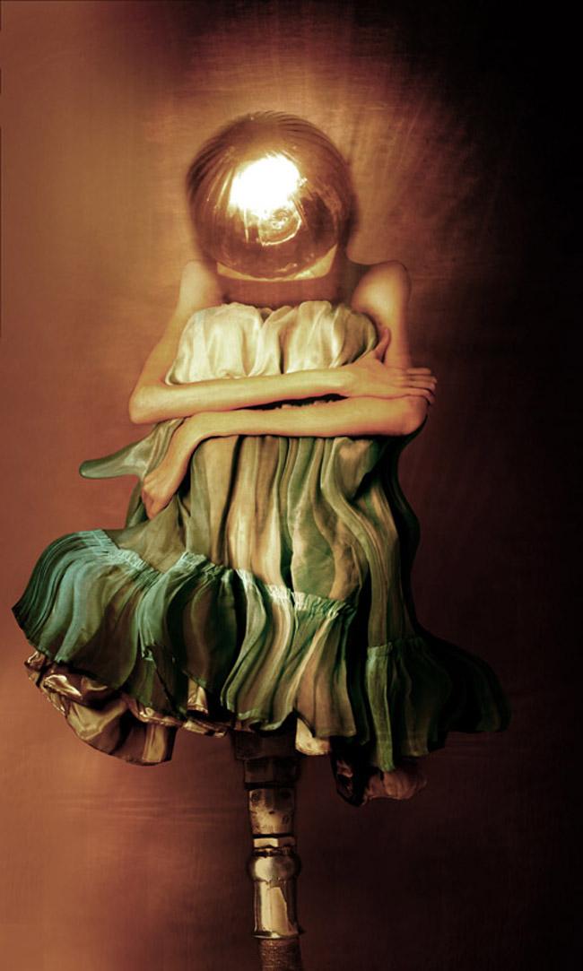 Ceridwen A tríplice luz da vida - Turn Me Off (Pintura de Japi Honoo)