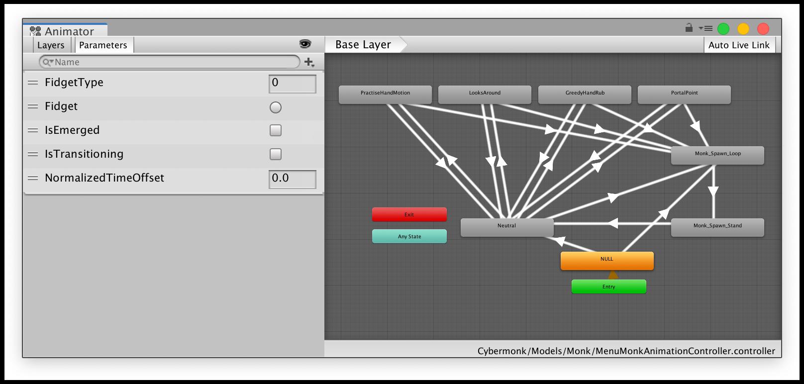 Animator screenshot