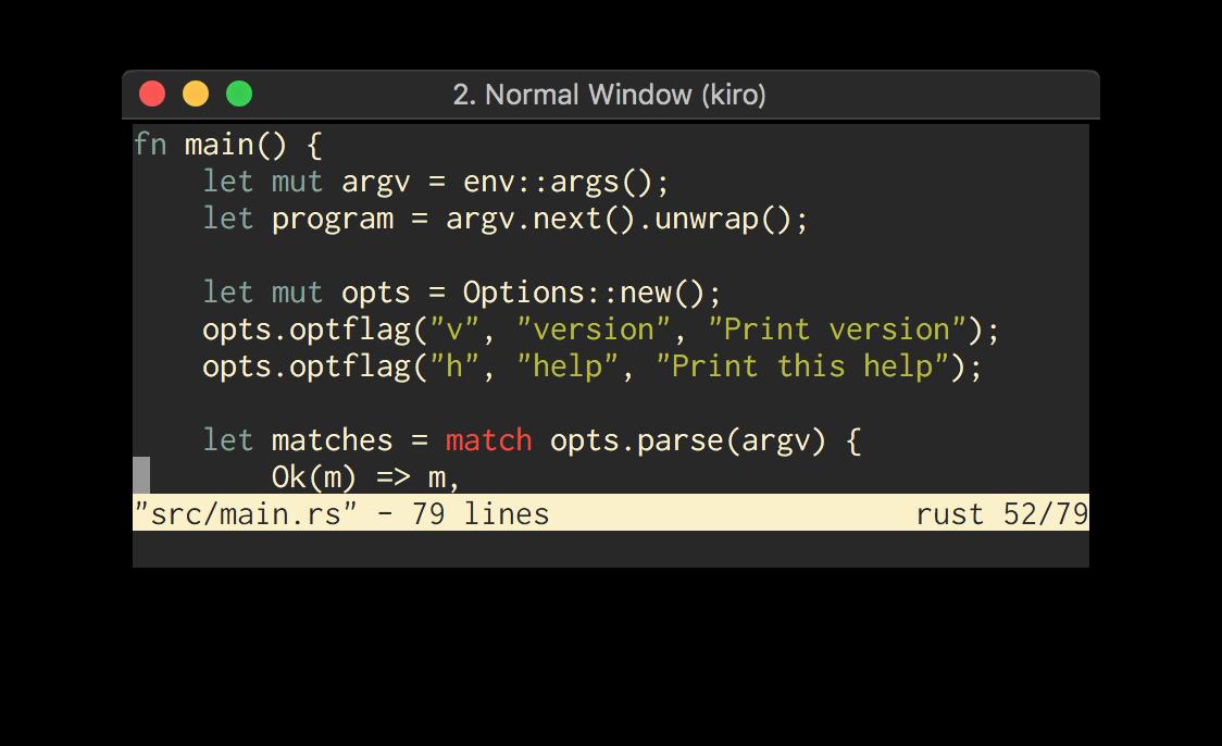 24-bit colors screenshot
