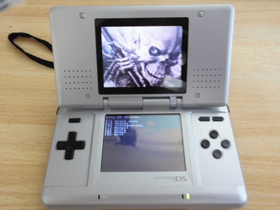Nintendo DS version