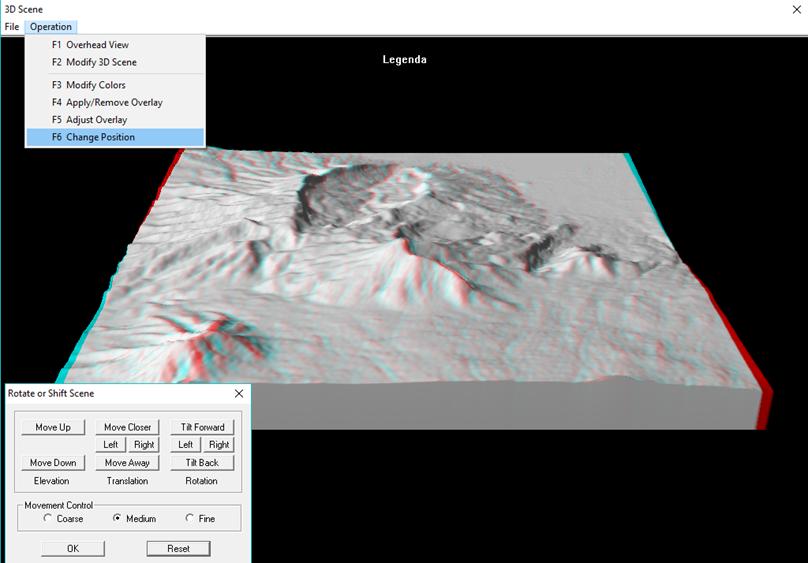Tampilan 3D Anaglip