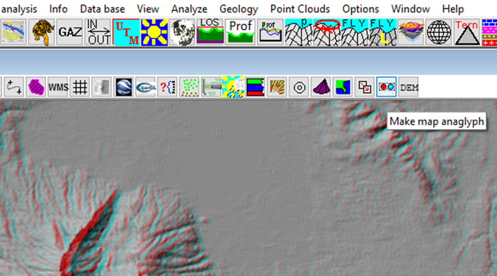 Make Map Anaglyph