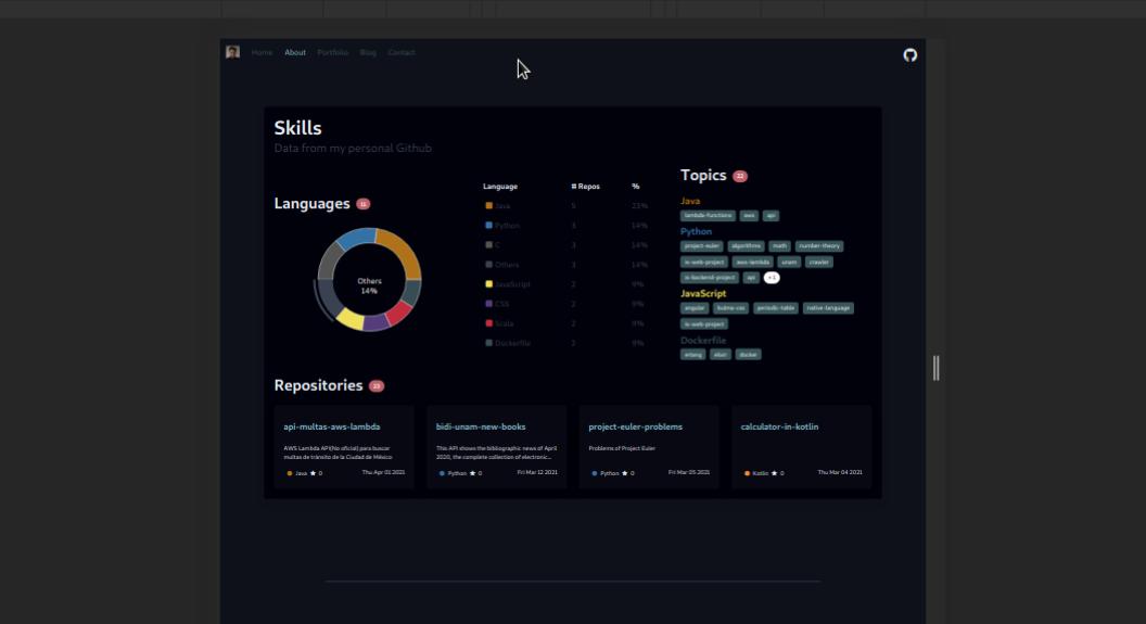 developer-portfolio