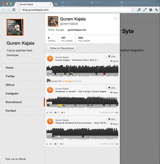 Syte Soundcloud