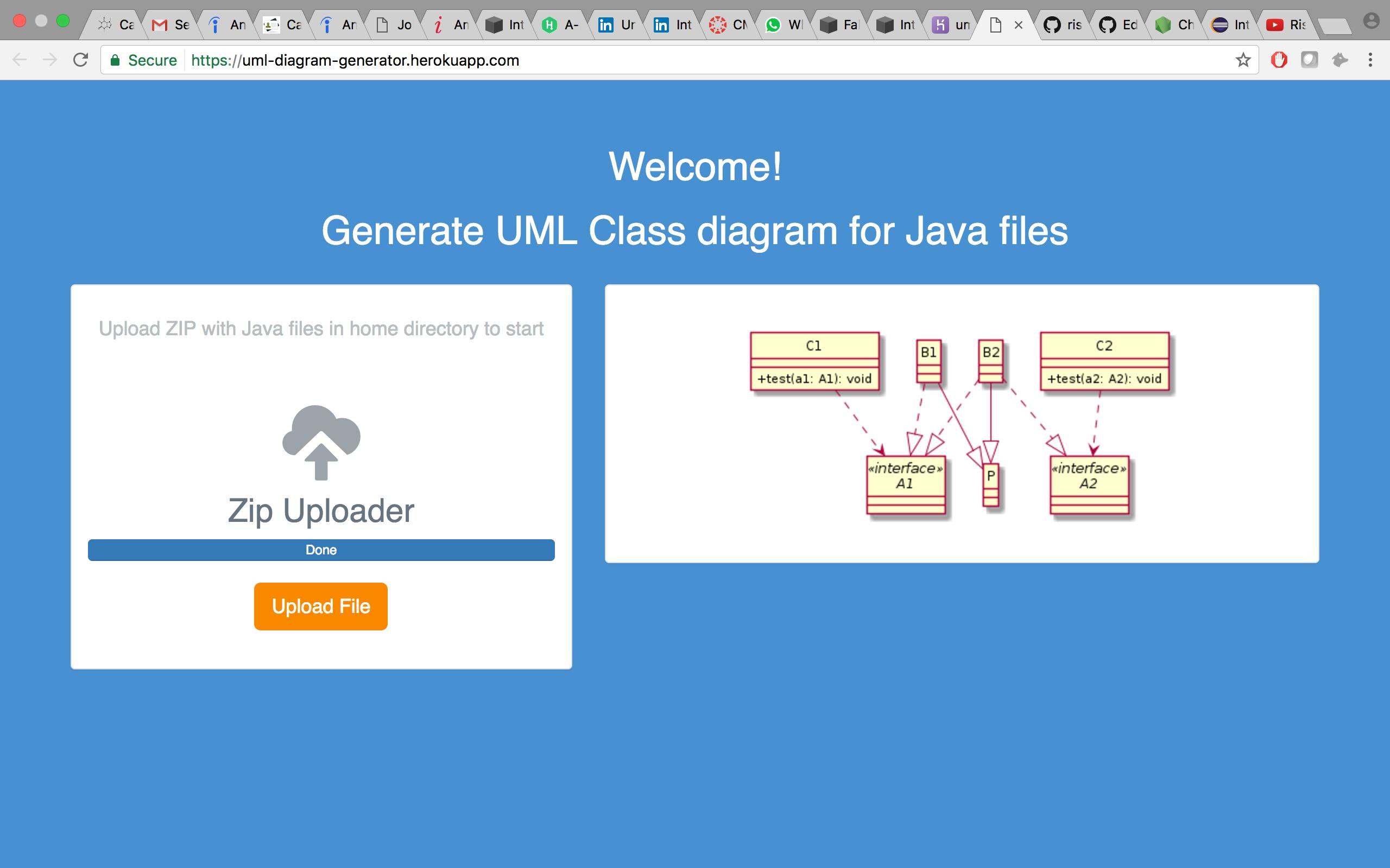 GitHub - rishirajrandive/uml-parser: Parses java classes ...