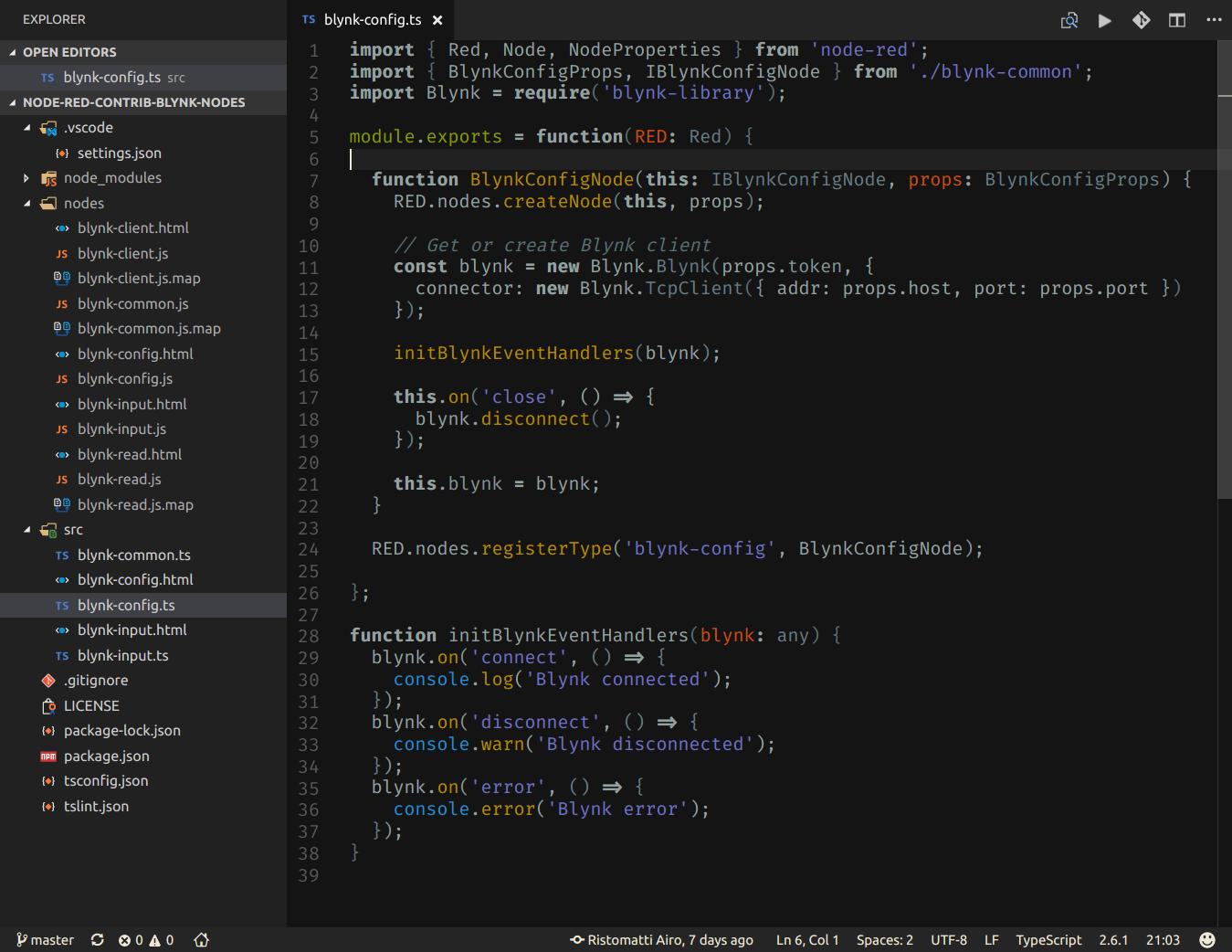 Solarized Dark Grey theme for Visual Studio Code