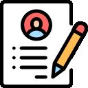 Simple HTML CV