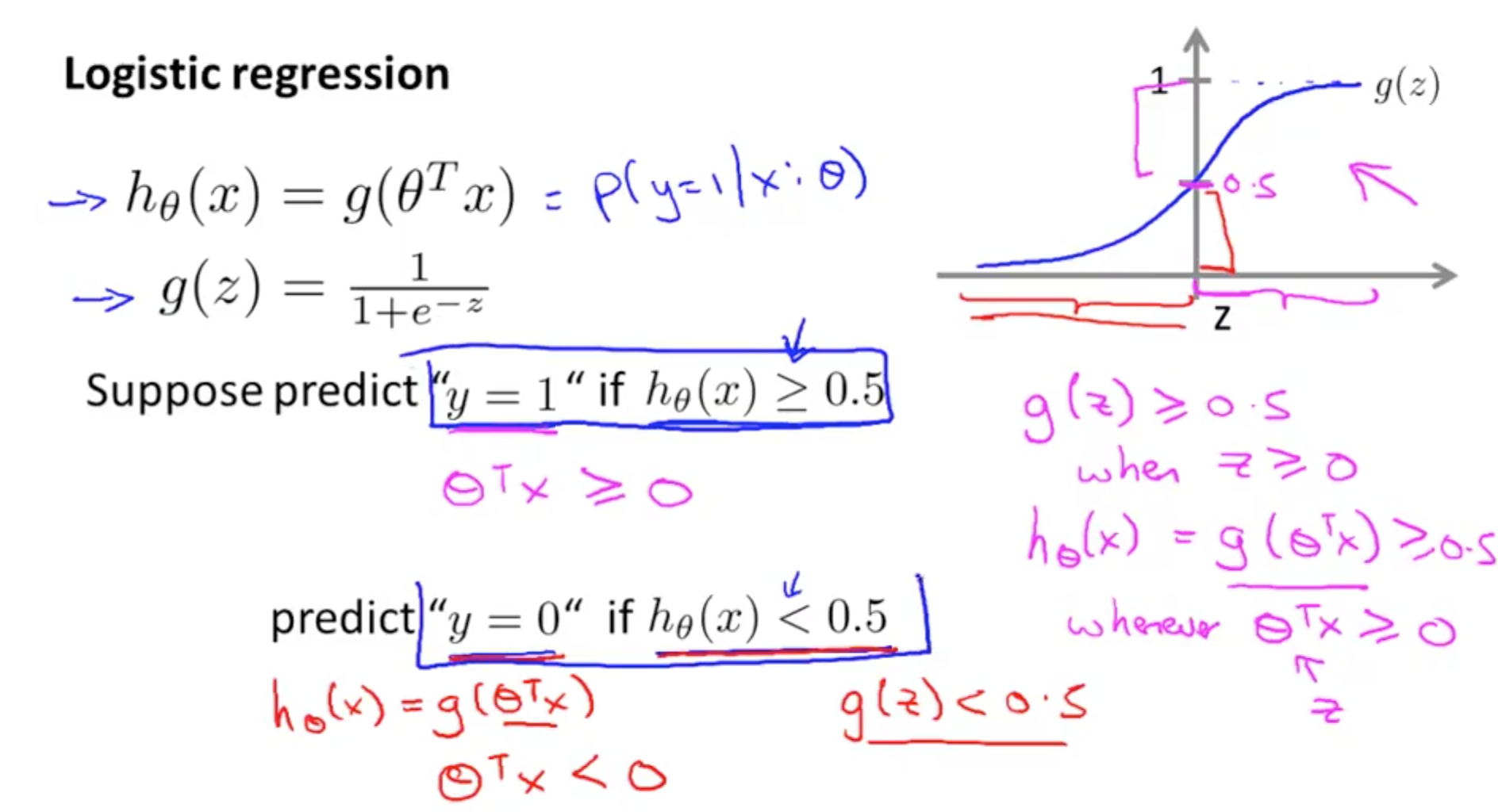 logistic regression machine learning pdf
