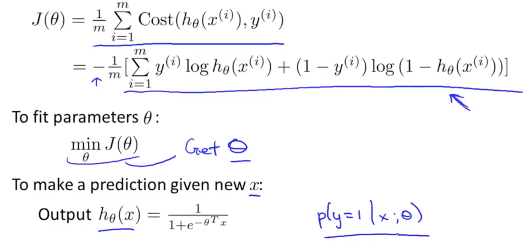 Logistic Regression   Machine Learning, Deep Learning, and