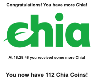 You Have Chia