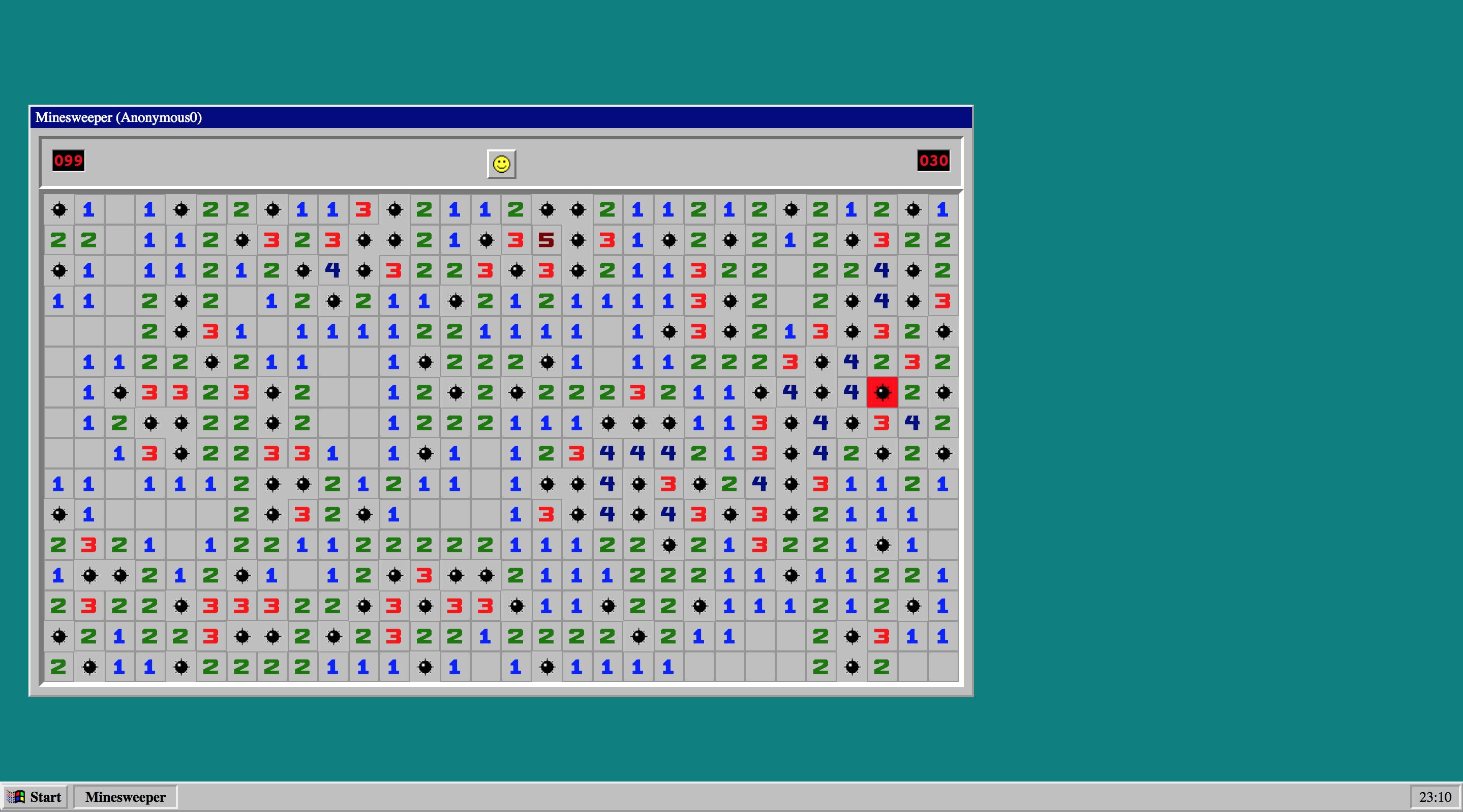 GitHub - rkoptev/minesweeper: Platform for minesweeper bot writing
