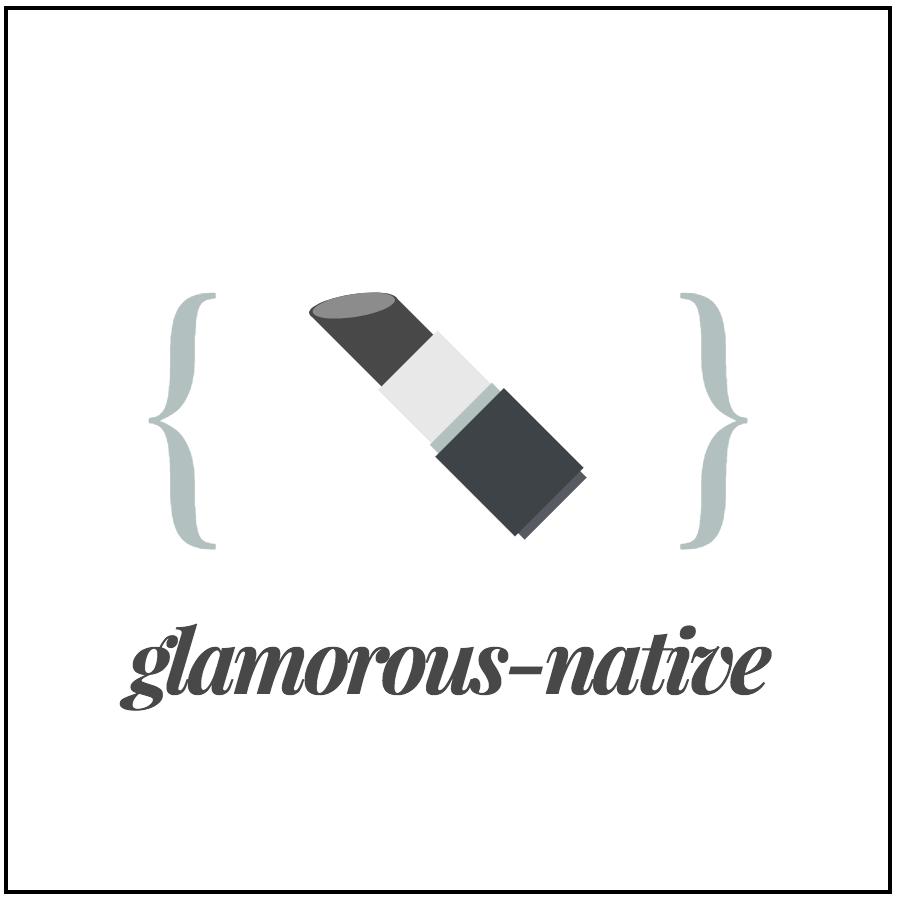 glamorous-native logo