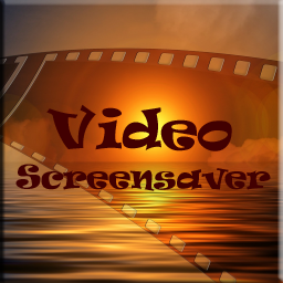 http://kodi.wiki/view/Add-on:VideoScreensaver