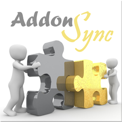 http://kodi.wiki/view/Add-on:AddonSync