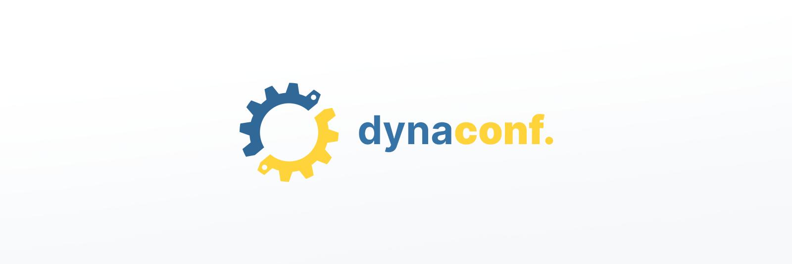 dynaconf. new logo
