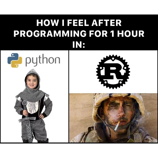GitHub - rochacbruno/rust_memes: The best memes and stickers