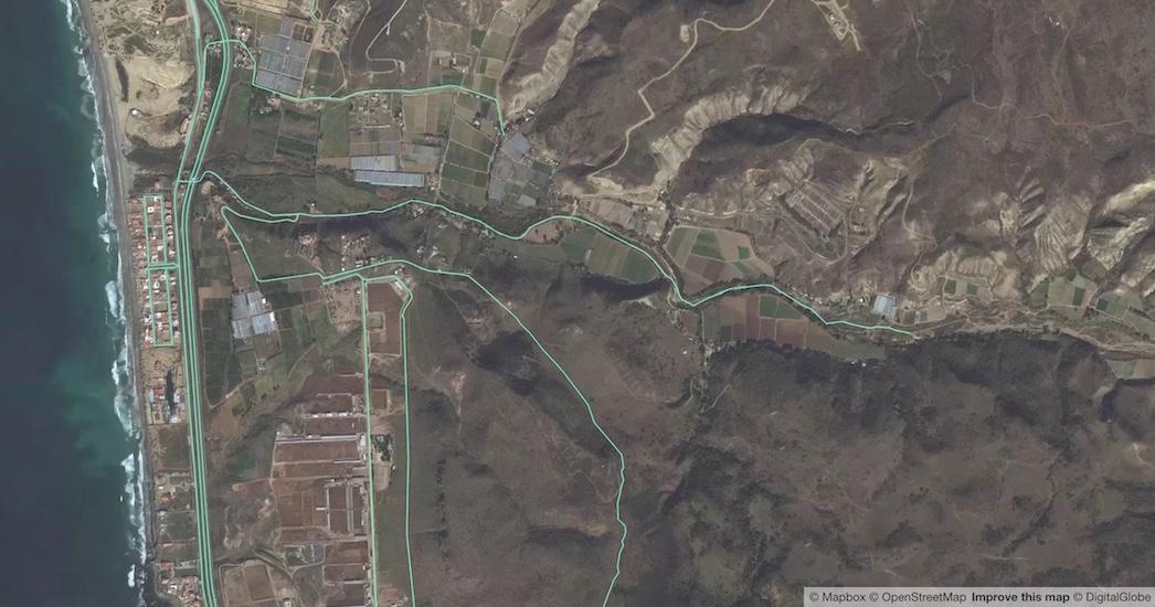 roads in baja