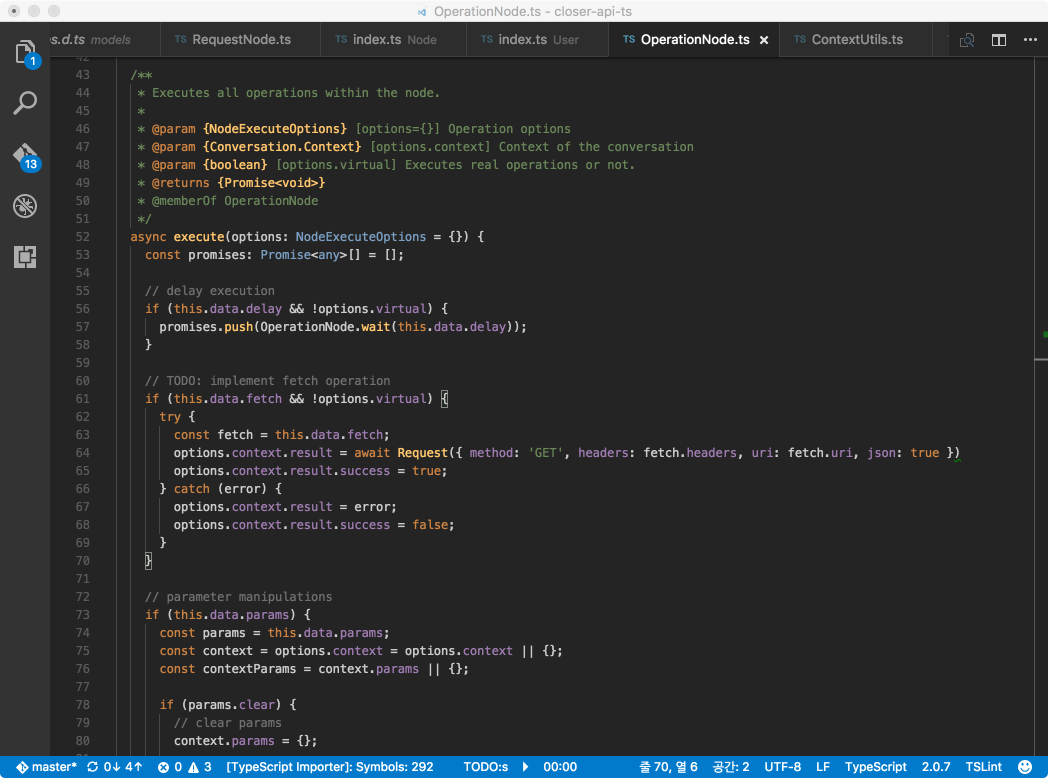 Darcula for VS Code