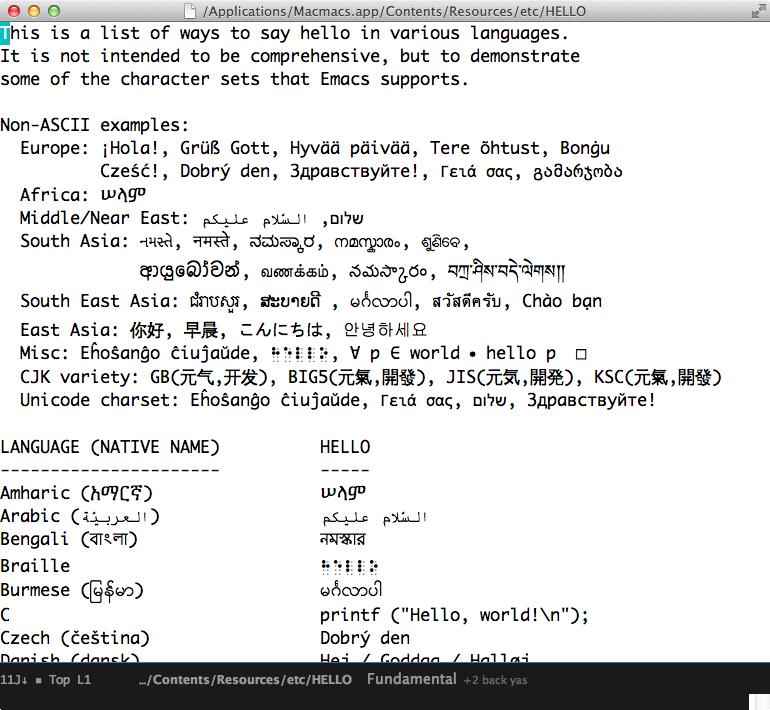 EmacsWiki: Unicode Fonts