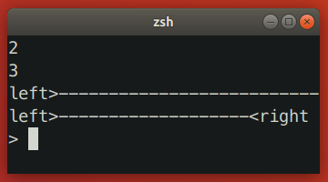 Zsh Resizing Bug 3