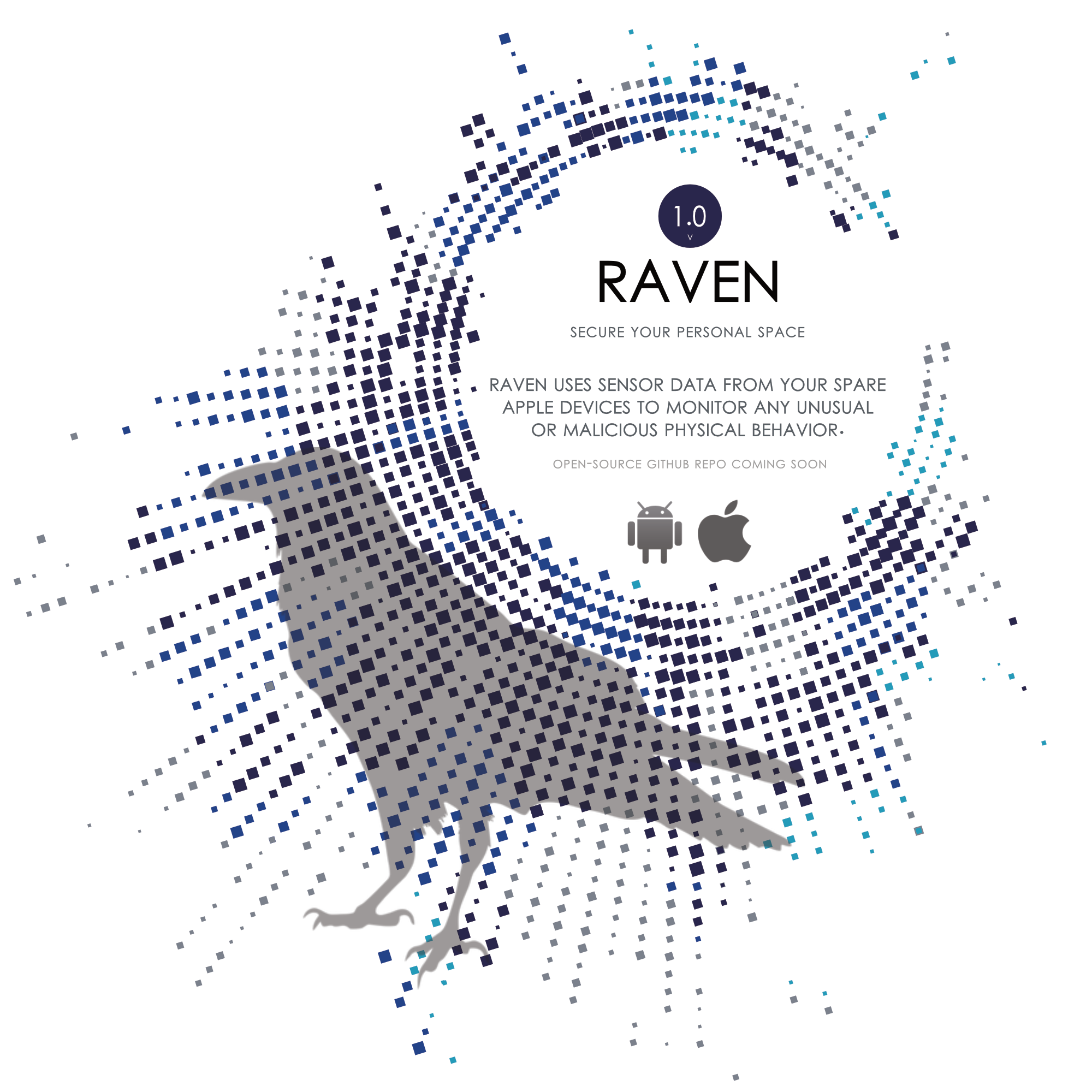 Raven security for iOS