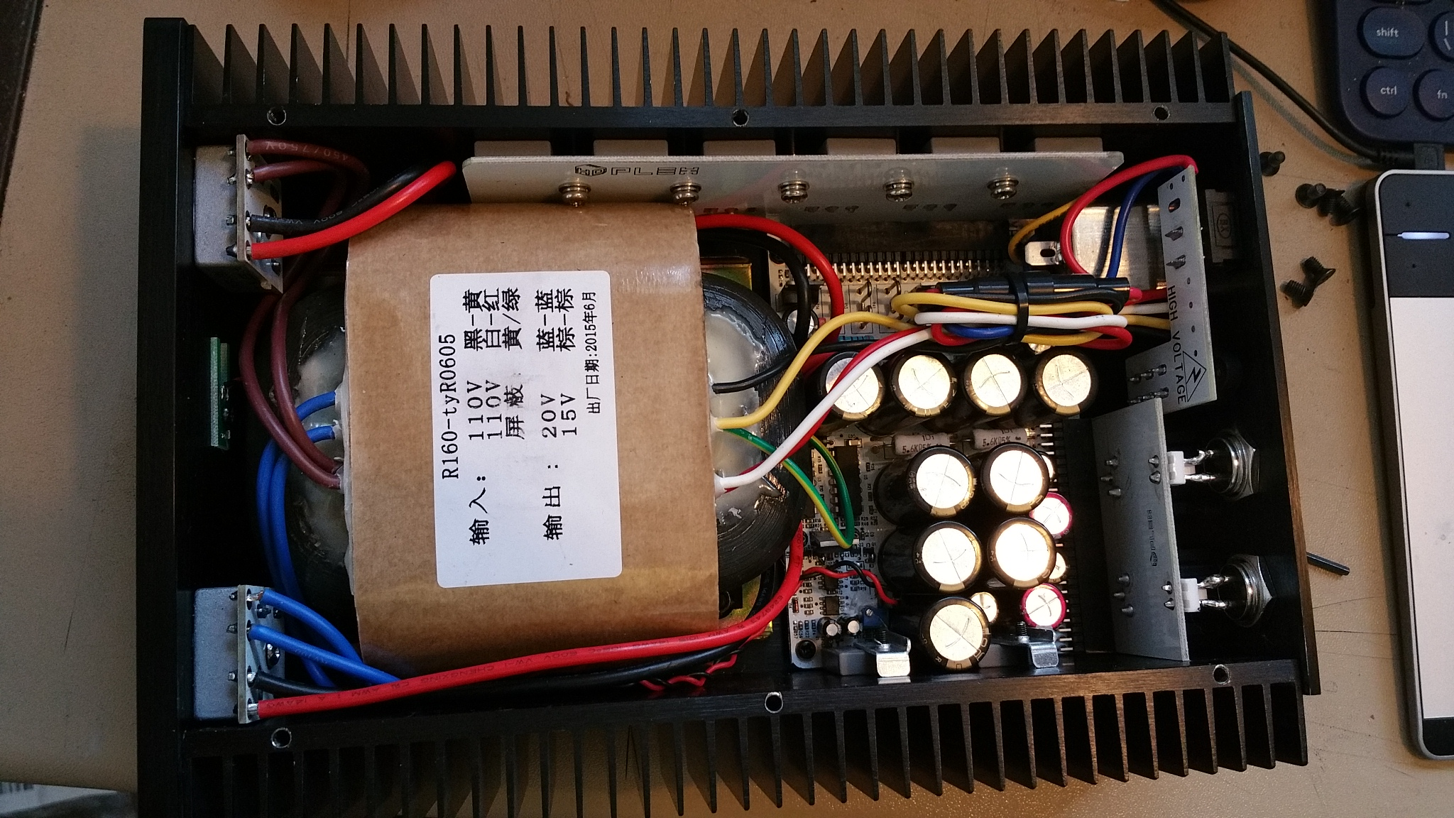 Linear Psu Roundup Archive The Art Of Sound Forum Fan 3wire To Power Supply 4wire Takeoff Cable Case3pin
