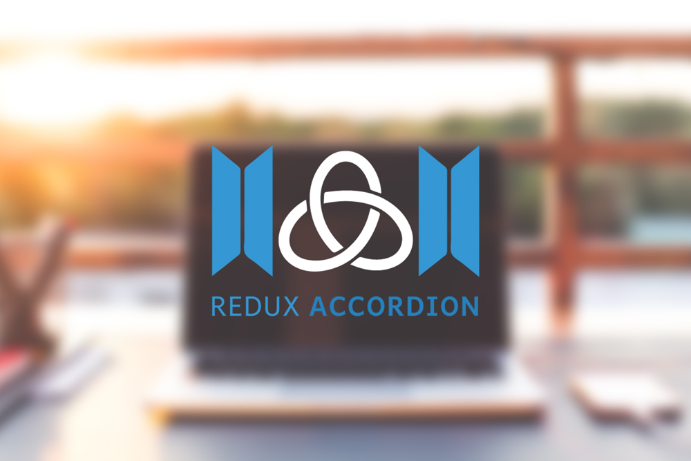 Redux Accordion Header Image